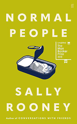 Normal People Novel by Sally Rooney