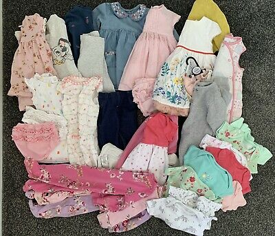 baby girls 3-6 months Clothes bundle