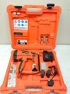 Paslode IM65 F16 Lithium 2nd Fix Brad Nail Gun - Fully Serviced