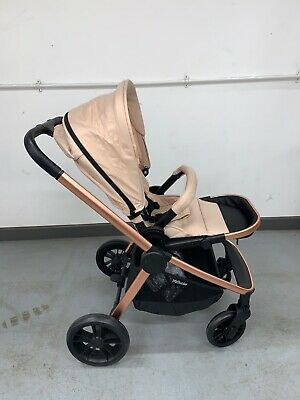 My Babiie MB400 Billie Faiers Rose Gold and Blush Pushchair (eBay 295)