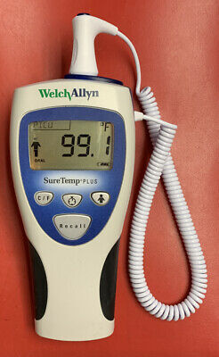 Welch Allyn SureTemp Plus Digital Thermometer  692 WITH PROB