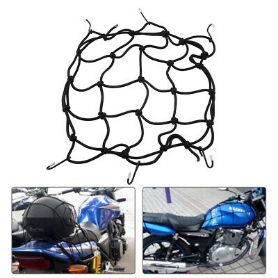 30*30cm Motorcycle/Bicycle Cargo Net Universal Heavy Duty Motorcycle Bungee Net