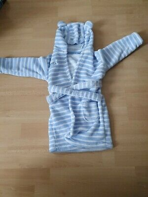 Dressing Gown Age 12-18 Months George Job#101