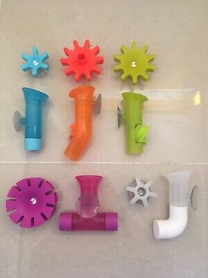 Boon Kids Bath Cogs And Pipes Bundle