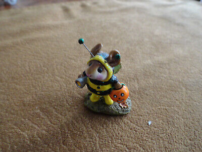 Wee Forest Folk Halloween Bee-Dazzled Retired