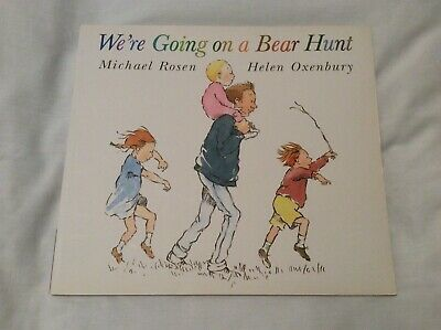 We're Going On a Bear Hunt Story Book