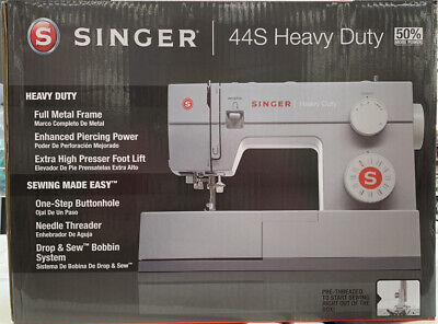 *NEW* Singer Classic 44S Heavy Duty Sewing Machine with 23 Built-in Stitches