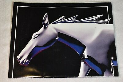 1994 Ford Mustang Sales Brochure / Poster