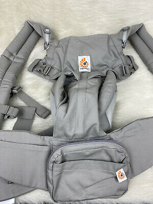 Ergobaby Omni 360 All Positions Baby Carrier Pearl Grey