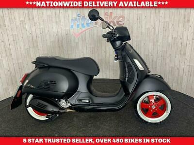 Piaggio Vespa Gts Notte 300 Abs Very Low Mileage 1 Owner 2020 69
