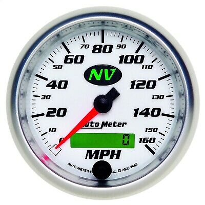 AutoMeter 7488 NV In-Dash Programmable Speedometer