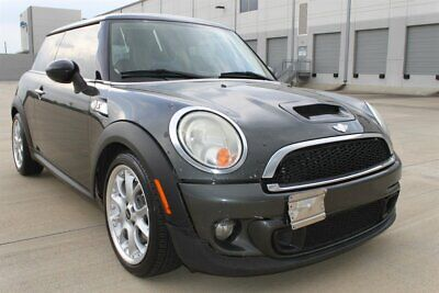 """2011 Cooper S 6 SPEED MANUAL SPORTS PKG 17"""" WHLS ONLY 56K MILES 2011 MINI COOPER S 6 SPEED MANUAL SPORTS PKG LEATHERETTE 17"""" WHLS ONLY 56K MILES"""