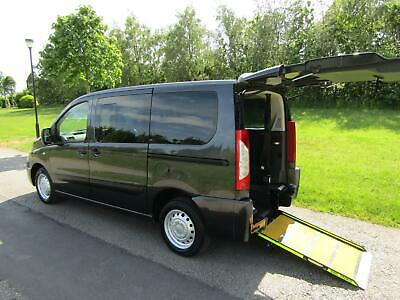 2014 Peugeot Expert Tepee 2.0 Hdi Automatic WHEELCHAIR ACCESSIBLE VEHICLE WAV