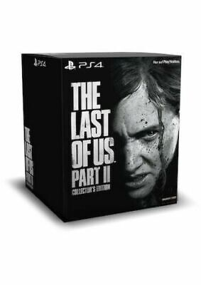 The Last Of Us Part 2 Collector's Edition PS4 - UK Pre Order Confirmed June 2020