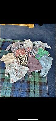 Baby Girls Clothes Bundle 3-6 Months Ted Baker, Next, Debenhams Excellent Cond
