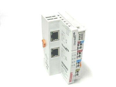 Beckhoff EK1100 EtherCat Ethernet Interface Module 24 V DC / 10A