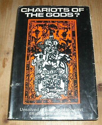 Chariots of the Gods? - Unsolved mysteries of the past - Erich Von Daniken