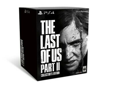 THE LAST OF US PART 2 II - COLLECTOR'S EDITION * Confirmed Pre-Order * CAN