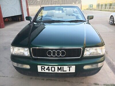 Audi Cabriolet 1.8 Manual - Low Owners/Mileage