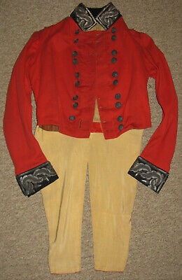 Impressive 1850s British Tailcoat with Silver Bullion Embroidery (Police?)