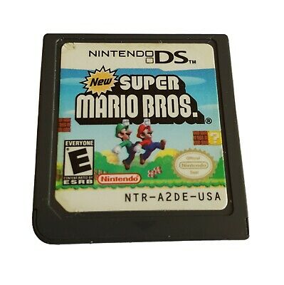 New Super Mario Bros ~ Nintendo Ds Game