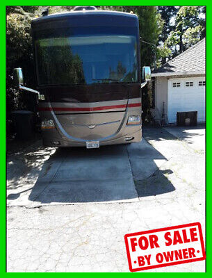 2008 Fleetwood Discovery 39R 39' Class A Motorhome Washer/Dryer c601710