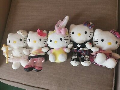 Hello Kitty Ty Collection