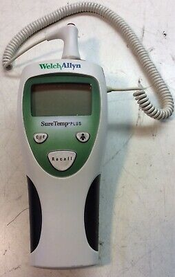 WekchAllyn SURETEMP PLUS 690 Digital Thermometer with Oral Probe
