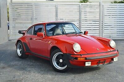 1979 Porsche 930 Turbo Matching Numbers - Service Records -Engine & Transmission Refresh - Full Records
