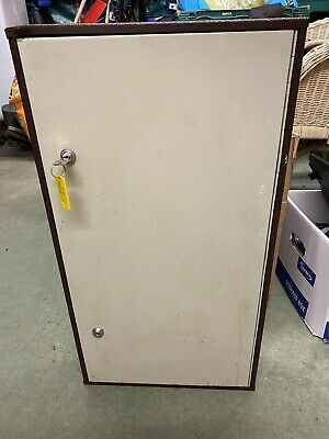 Large Lockable Key Cabinet