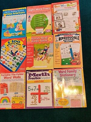 Teachers Resource Books new/no writing on pages