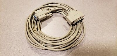 25' RS232 Serial Cable for Vantage Q System Master Controller programming