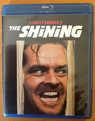 THE SHINING (Blu-ray) EXTENDED EDITION. Stanley Kubrick