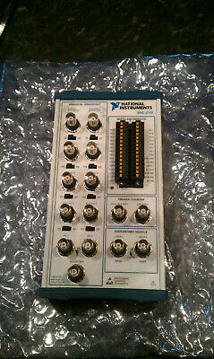 National Instruments BNC-2110 Connection block