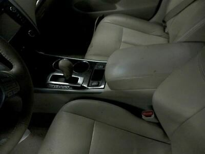 Console Front Floor Sedan Leather Fits 13-14 ALTIMA 1544687