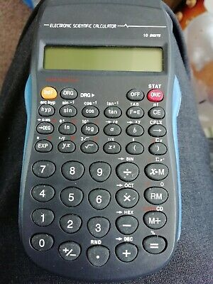 Small 10 Digit Display Scientific Calculator
