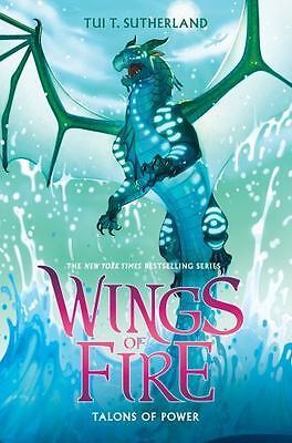 Talons of Power (Wings of Fire, Book 9) by Sutherland, Tui T.
