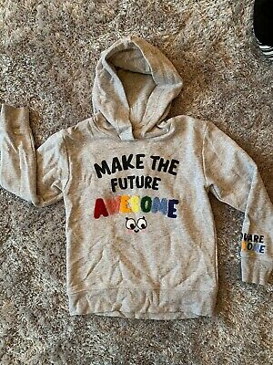 H&m Make The Future Awesome Hoodie 4-6