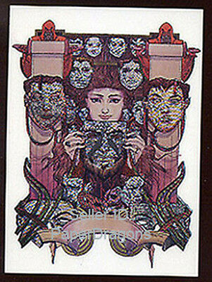MICHAEL KALUTA Series 1 - Metallic Storm Chase Card MS2