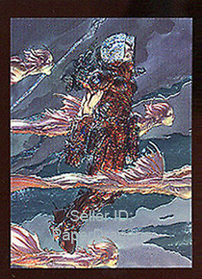 MICHAEL KALUTA Series 1 - Metallic Storm Chase Card MS1
