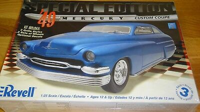 Revell 1949 Mercury Custom Coupe 1:25 Special Edition