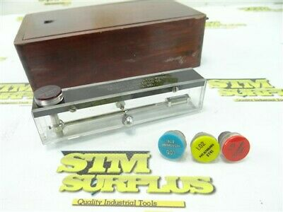 Permeability Indicator #3741 + Anvils & Case Severn Engineering