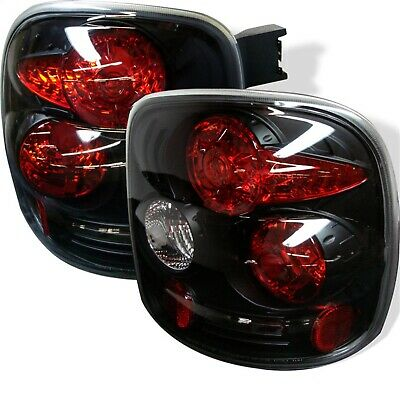 Spyder Auto 5002105 Altezza Tail Lights Fits 99-04 Silverado 1500