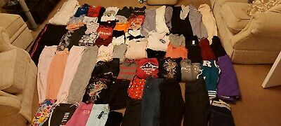HUGE BUNDLE OF 13/14 YEARS GIRLS CLOTHES - 68 quality items.