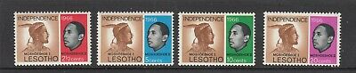 LESOTHO INDEPENDANCE STAMPS UNUSED MNH  .Rfno.J527.