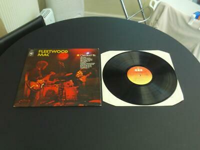 "Fleetwood Mac - Fleetwood Mac Greatest Hits Uk Press 12"" Vinyl Record Lp"