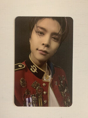Johnny Neo Zone: The Final Round Punch Player 1 Ver. NCT 127 Official Photocard