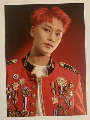 Taeil Neo Zone: The Final Round Punch Player NCT 127 Official Postcard