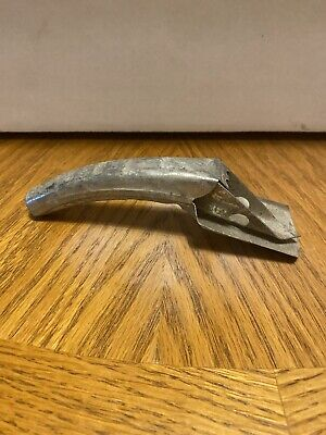 Vintage Metal Heavy Duty Oil Pouring Spout Can Opener