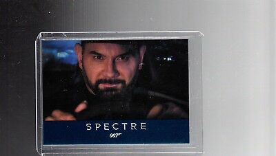 James Bond Archives Spectre edition  P3  promo card